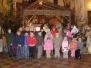 Spotkanie dla dzieci przy żłóbku 26.12.2008