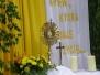 Uroczystość Bożego Ciała 11.06.2009