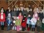 Spotkanie kolędowe dla dzieci 27.12.2009